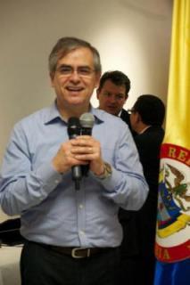 Consul de Colombia en Newark, Cristian Rodríguez