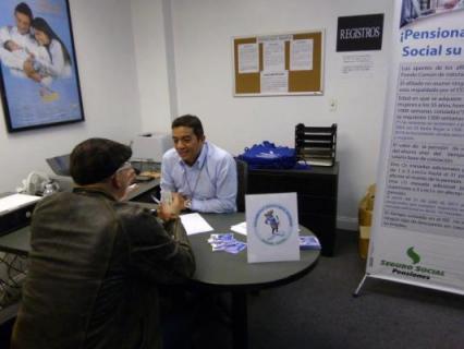 El Instituto de Seguro Social presente en la Feria