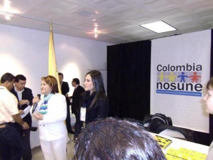 Feria de servicios para colombianos en Nueva York.
