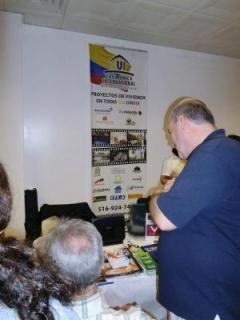 Feria de Servicios para colombianos en el exterior en Nueva York.