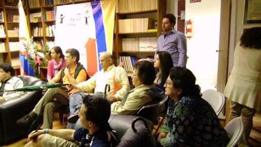 Conversatorio con líderes de la comunidad colombiana en la zona triestatal (Nueva York, Nueva jersey y Connecticut)