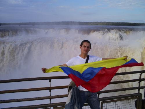 Colombia en Iguazu