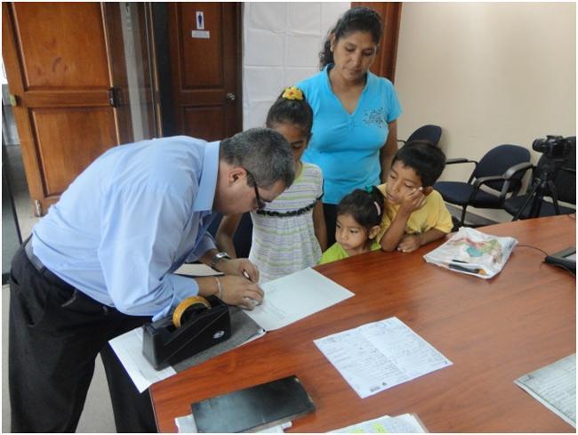 Consulados Móviles